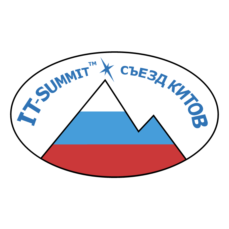 IT Summit vector logo
