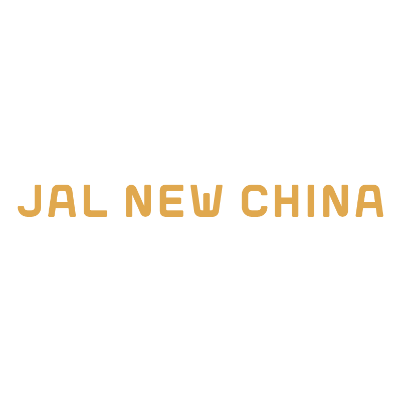 JAL New China vector