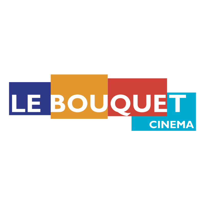 Le Bouquet Cinema vector