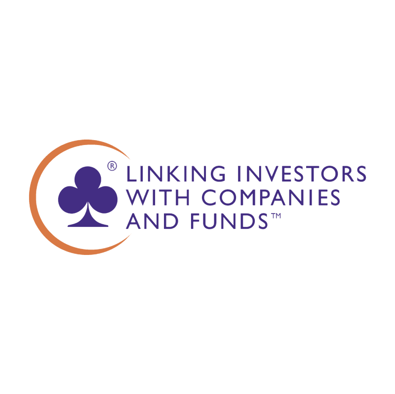 Linking Investors With Companies And Funds vector