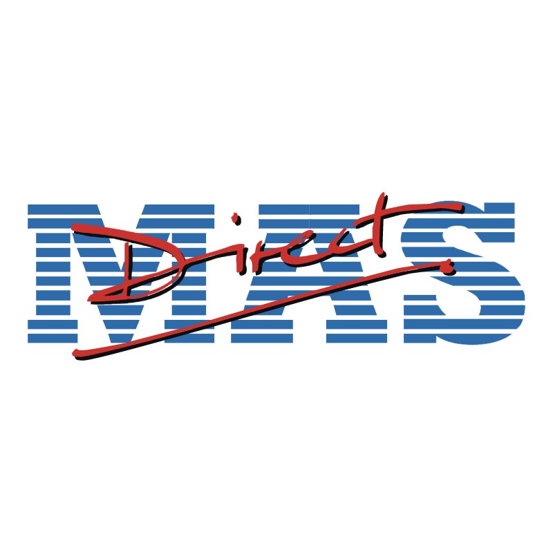 MAS Direct vector logo