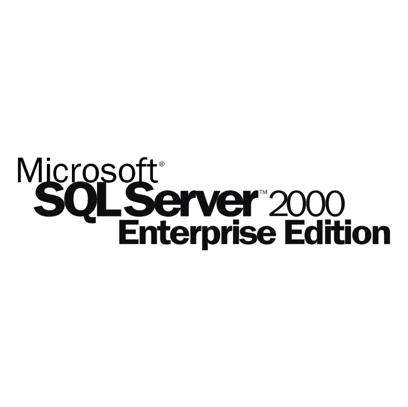 Microsoft SQL Server 2000 vector