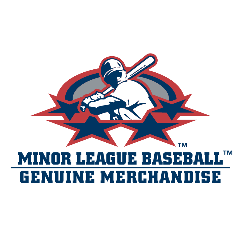 Minor League Baseball vector