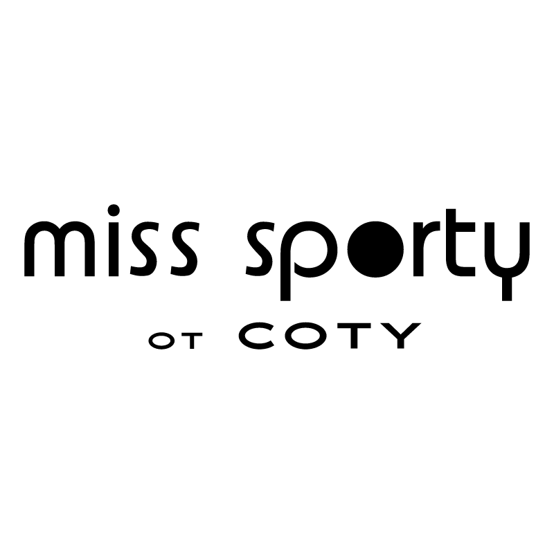 Miss Sporty vector