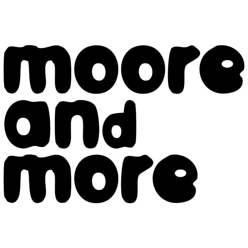 Moore and More
