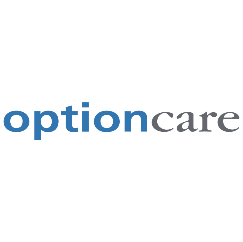 Option Care vector logo