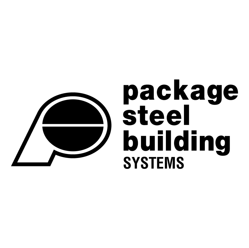 Package Steel Building Systems vector logo