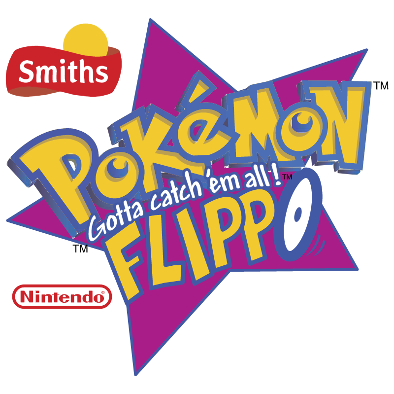Pokemon Flippo vector