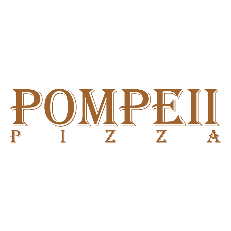Pompeii Pizza vector
