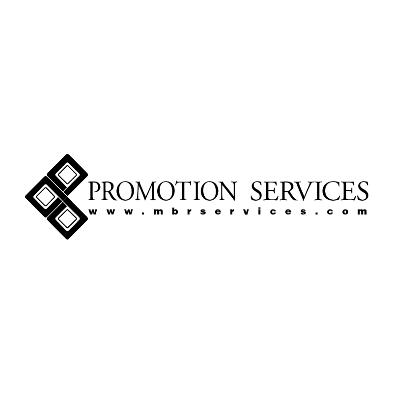 Promotion Services vector logo