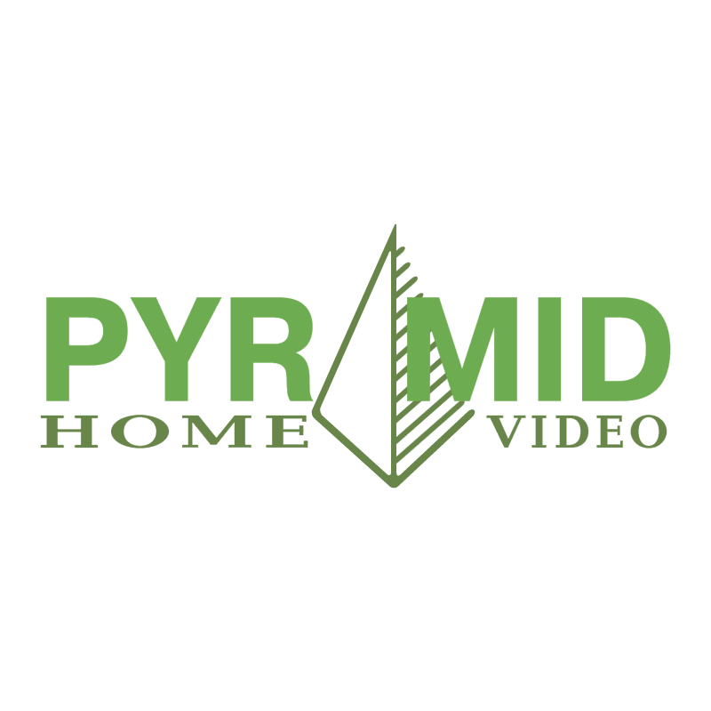 Pyramid Home Video vector