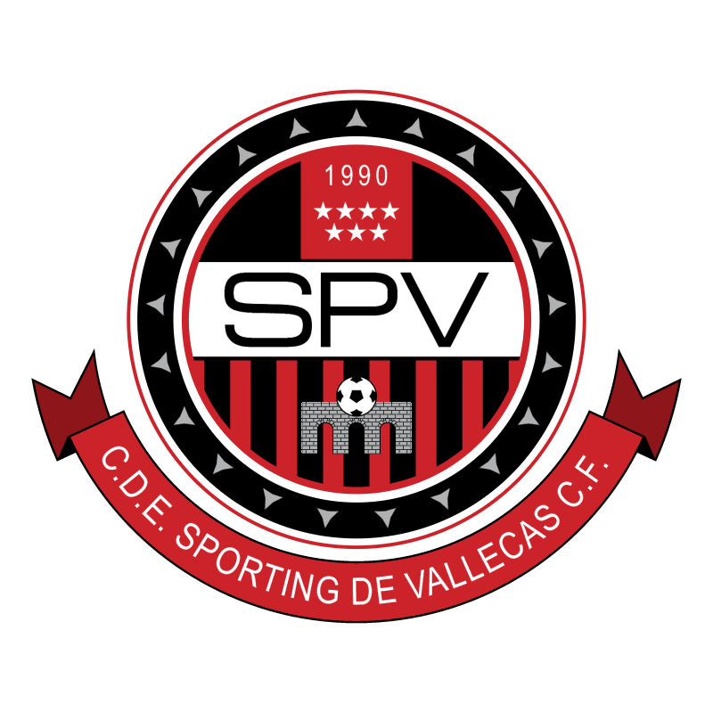 Sporting De Vallecas CF vector