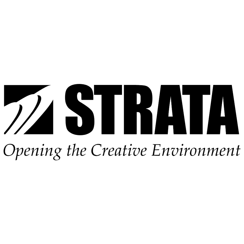 Strata Software vector