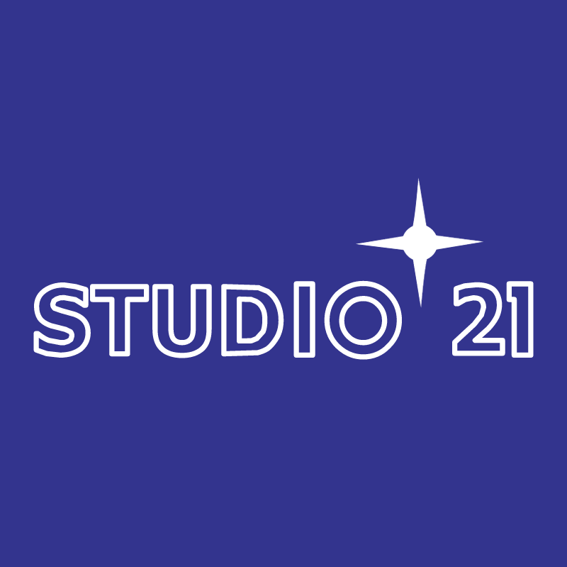 Studio 21 vector logo