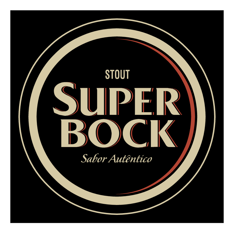 Super Bock Stout vector