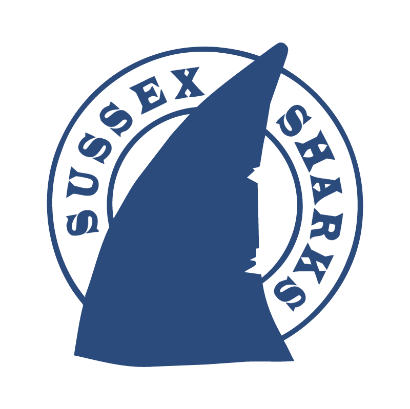 Sussex Sharks vector