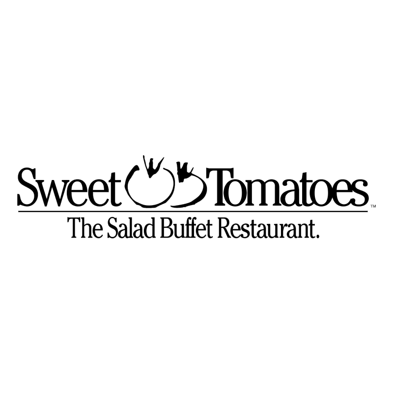 Sweet Tomatoes vector logo
