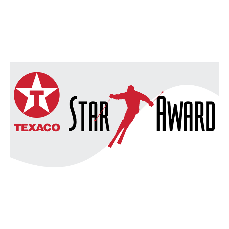 Texaco Star Award vector