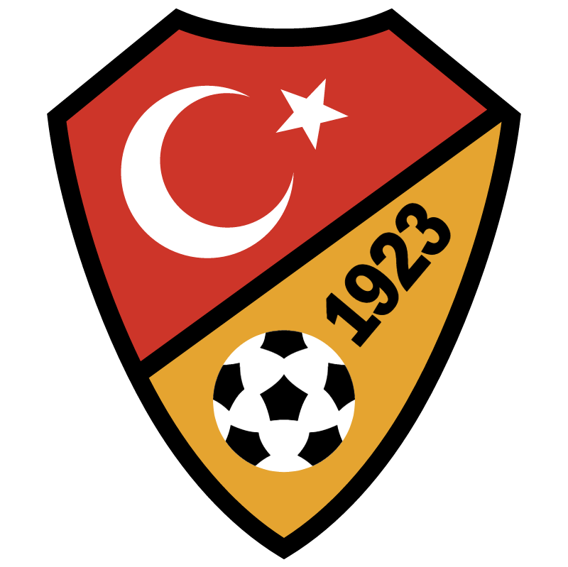 Turkey Football Association vector