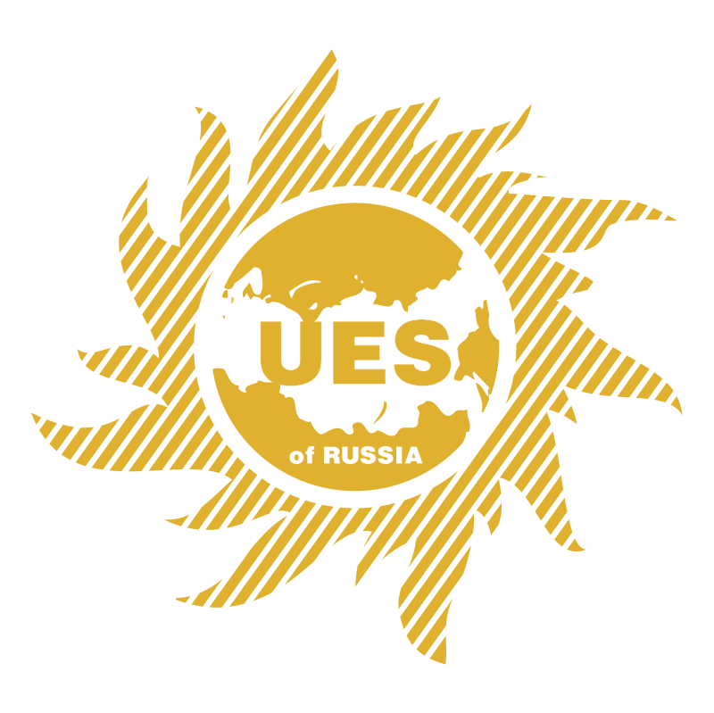 UES of Russia vector