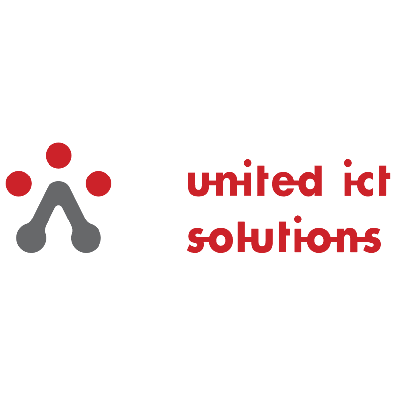 United ICT Solutions vector