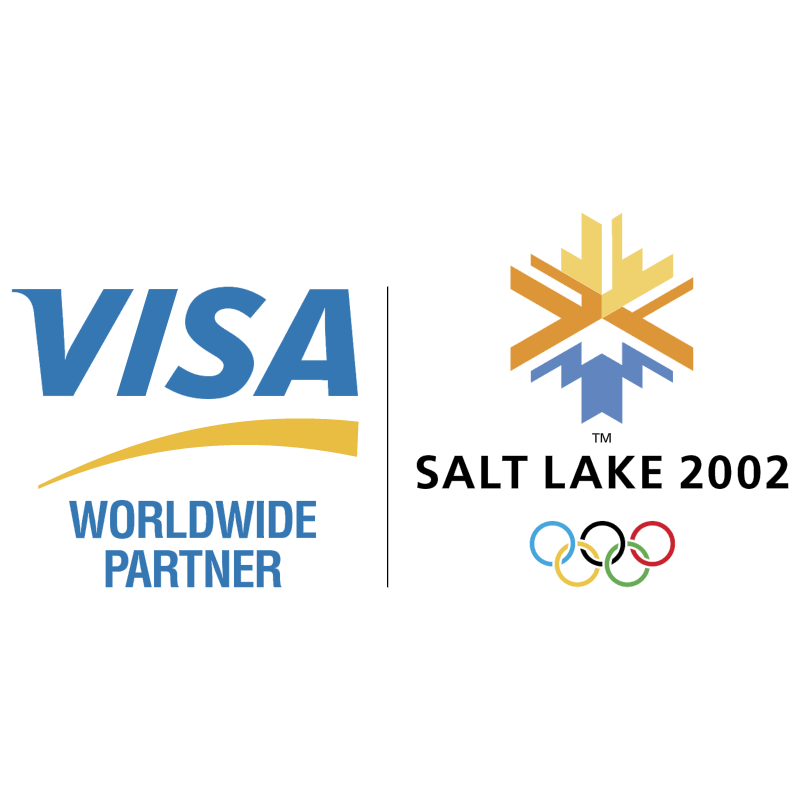 VISA Partner of Salt Lake 2002 vector