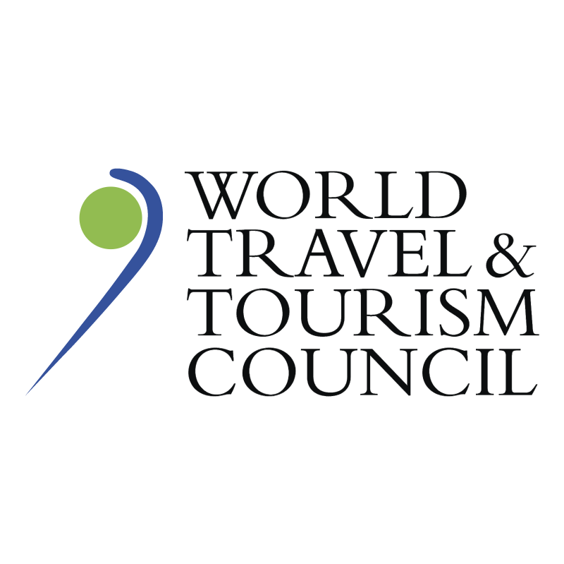 World Travel & Tourism Council vector