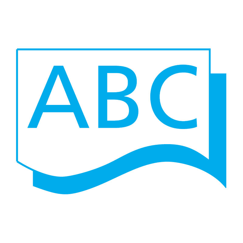 ABC 59470 vector logo