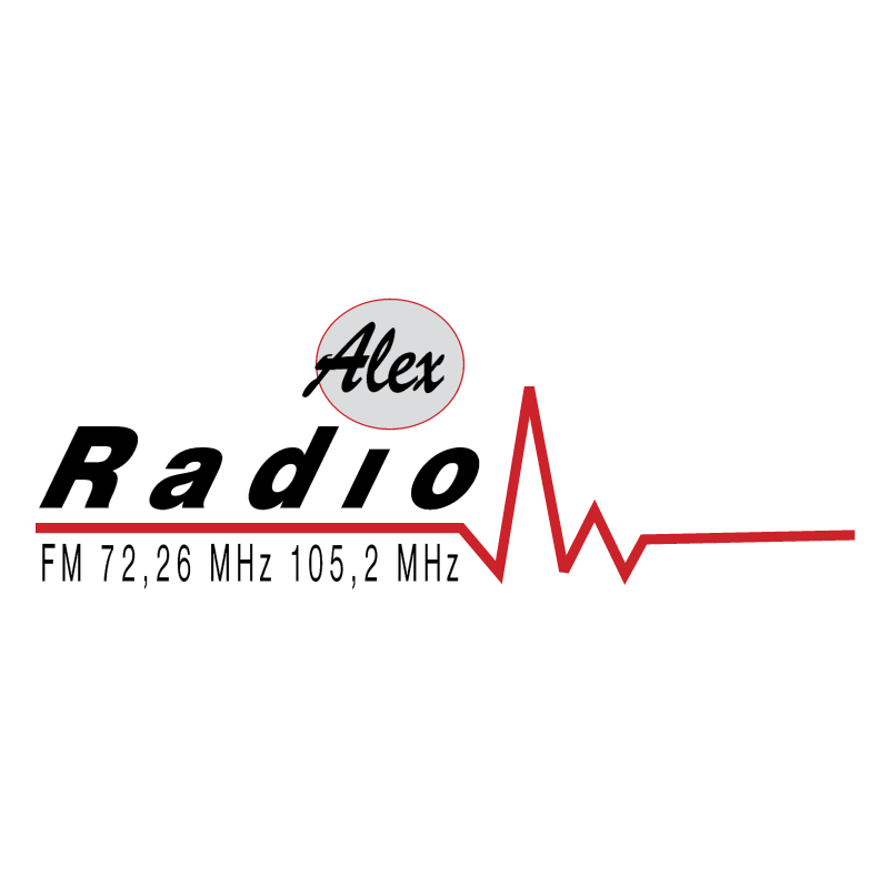 Alex Radio 63845 vector