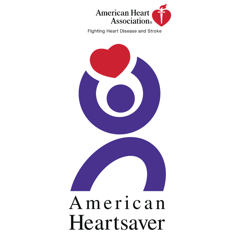 American Heartsaver Day vector