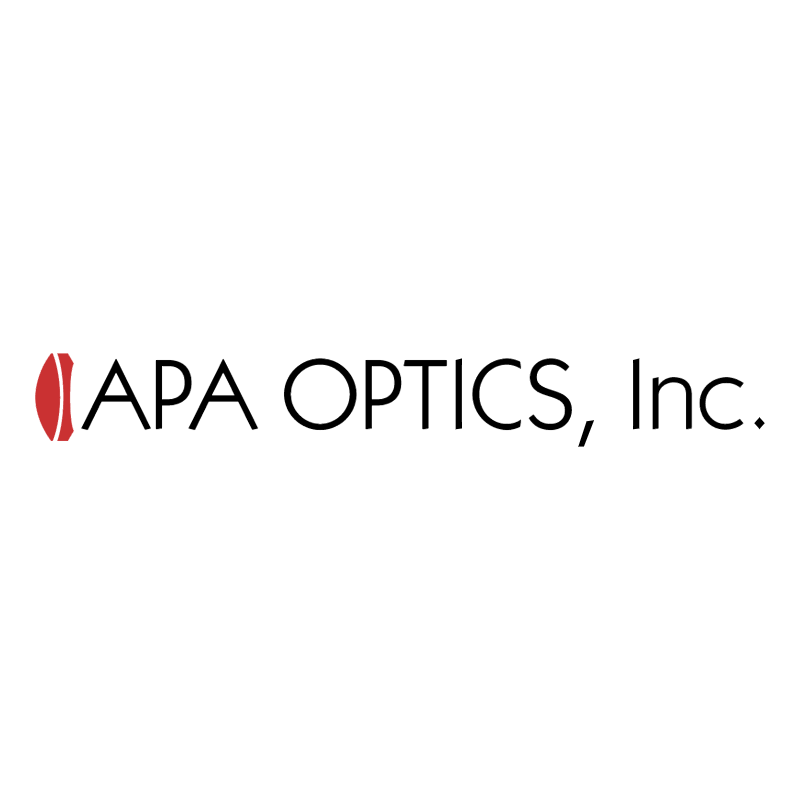 APA Optics vector logo