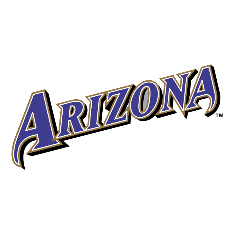 Arizona Diamond Backs 73332 vector