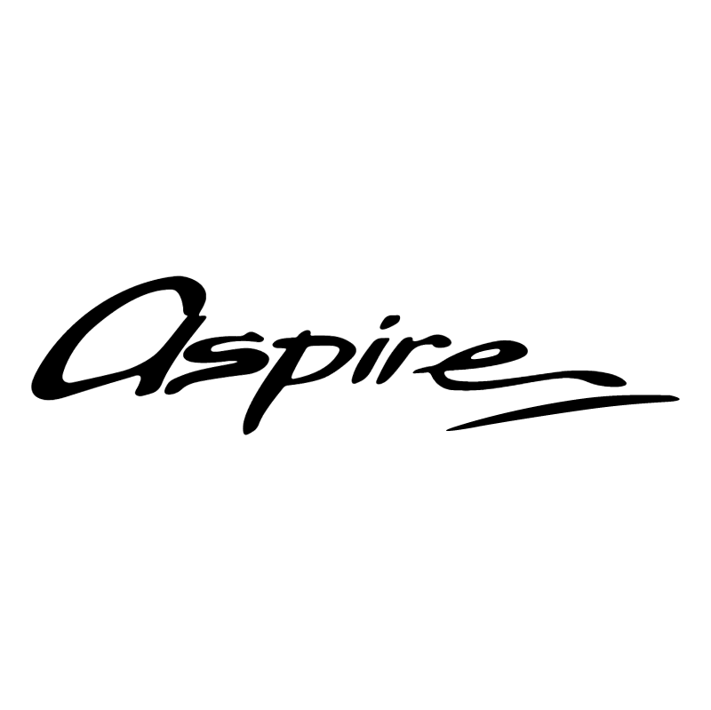 Aspire vector logo