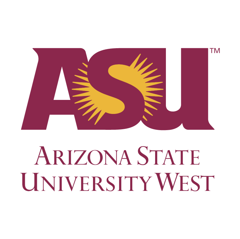 ASU West vector logo