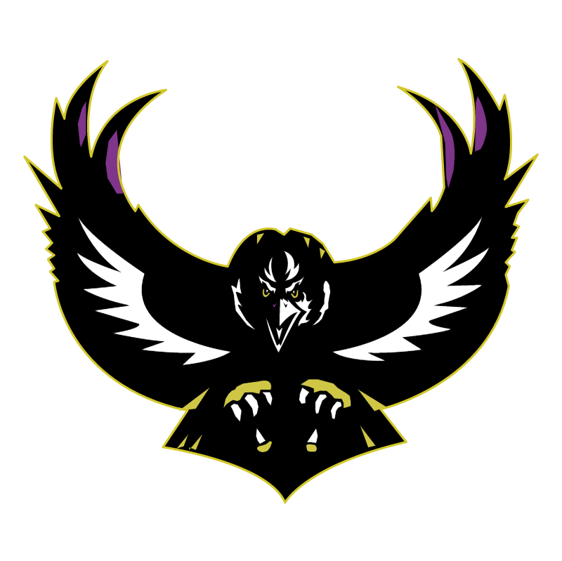 Baltimore Ravens 20493 vector