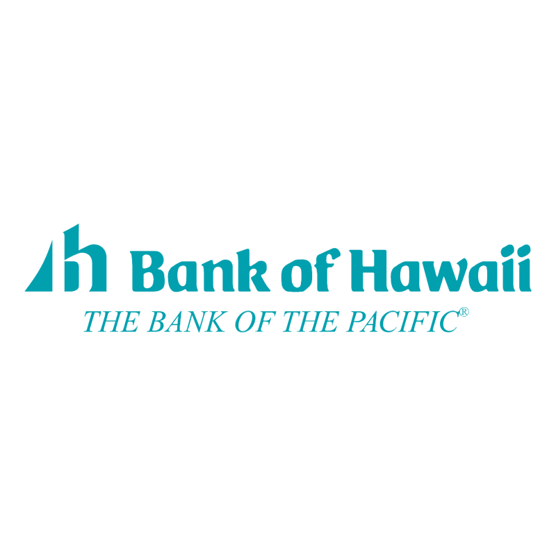 Bank of Hawaii vector