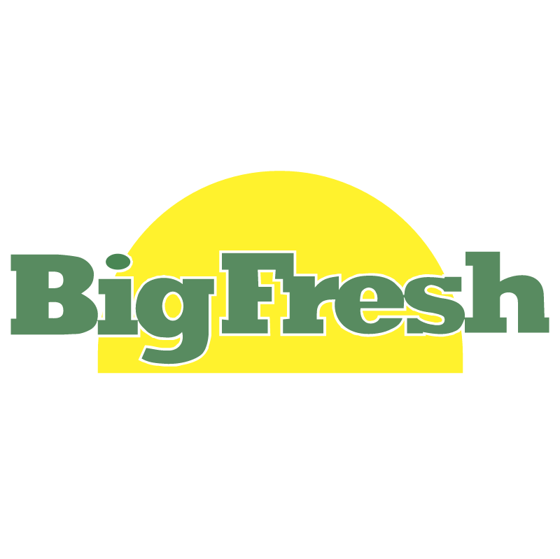 Big Fresh vector