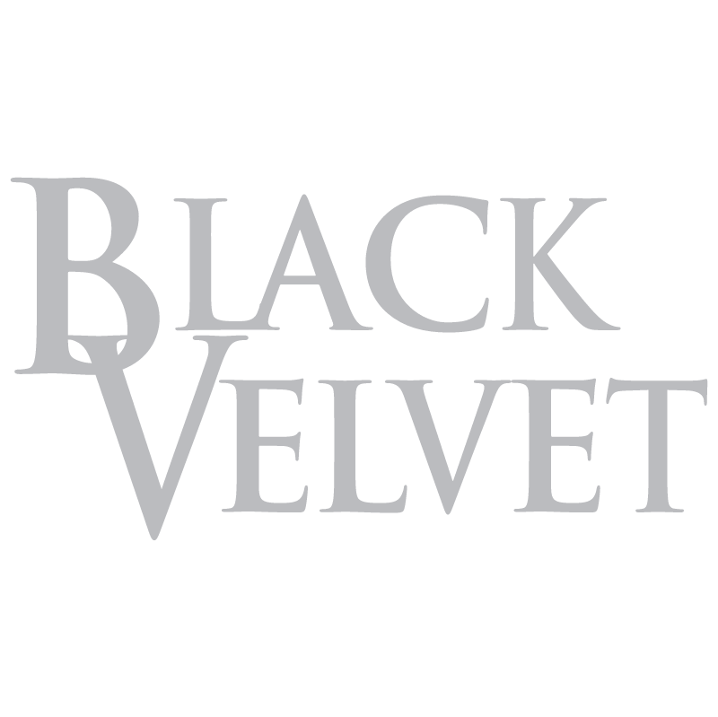 Black Velvet 23952 vector logo