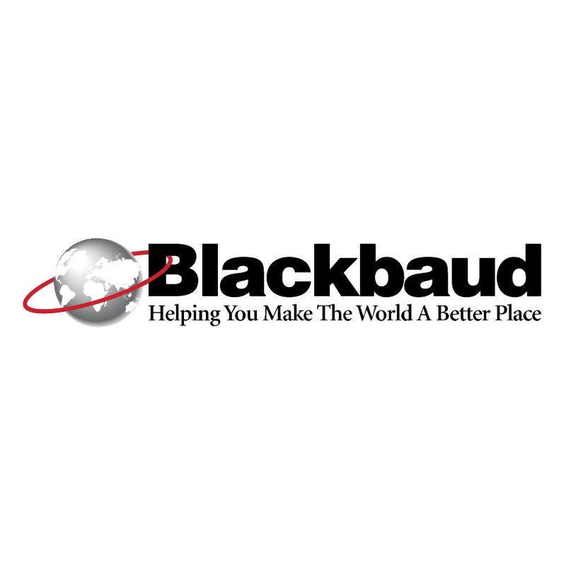 Blackbaud vector