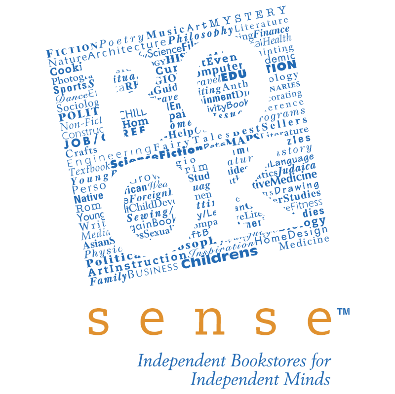 Book Sense vector logo