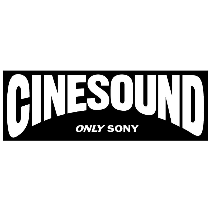 Cinesound vector logo