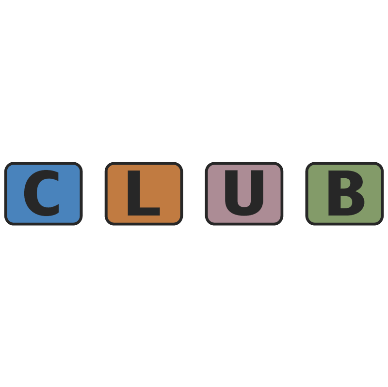 Club vector logo