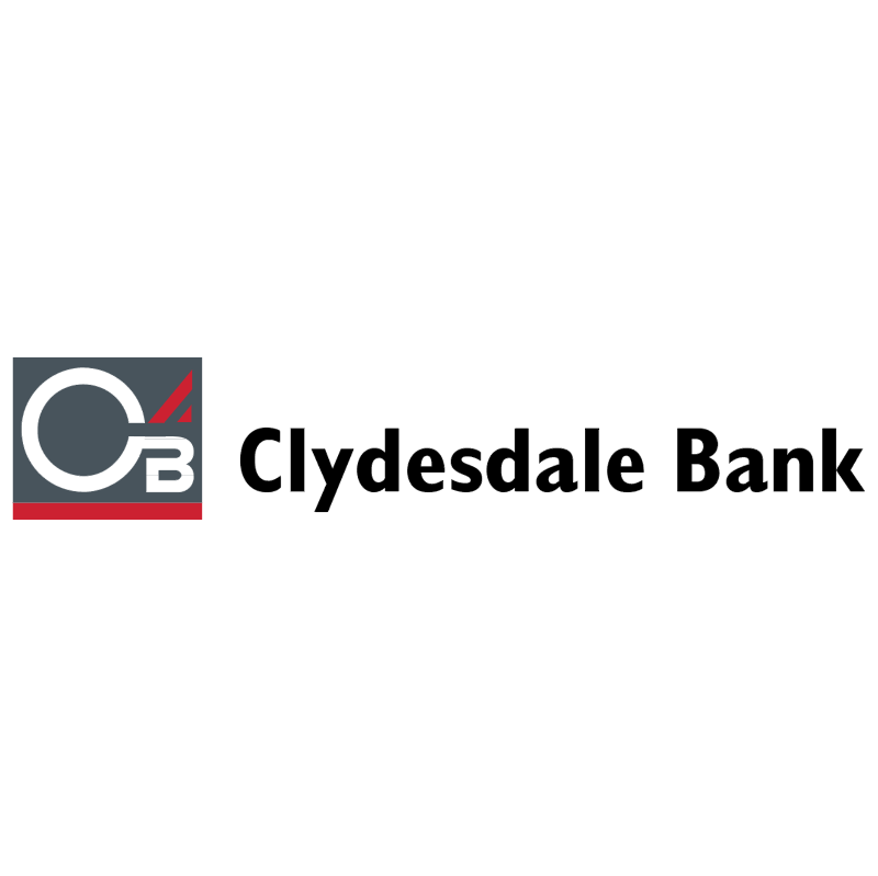 Clydesdale Bank vector