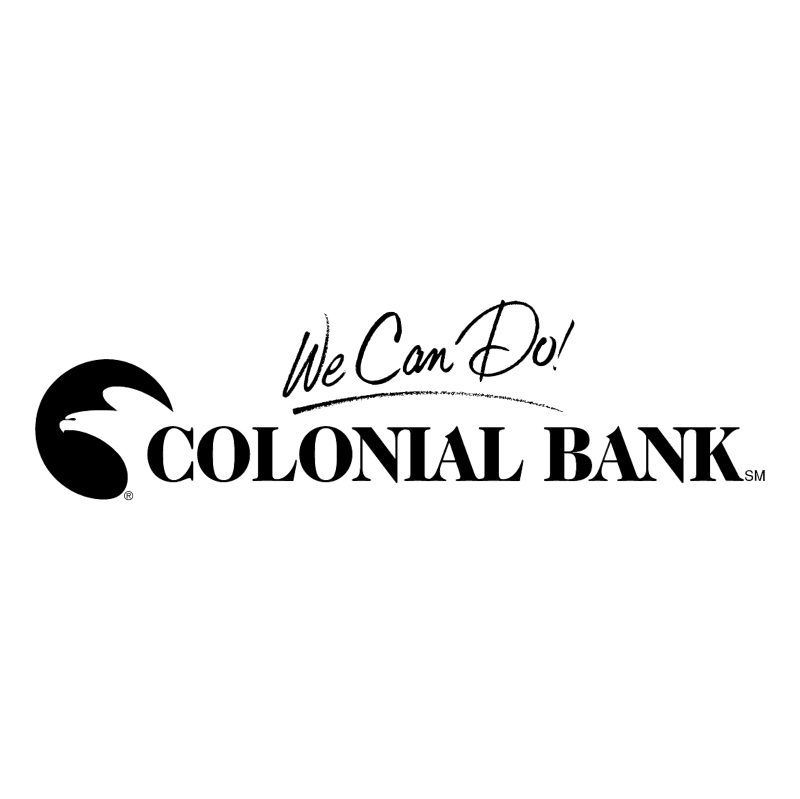 Colonial Bank vector