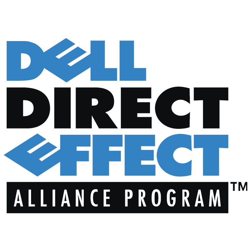 Dell Direct Effect vector