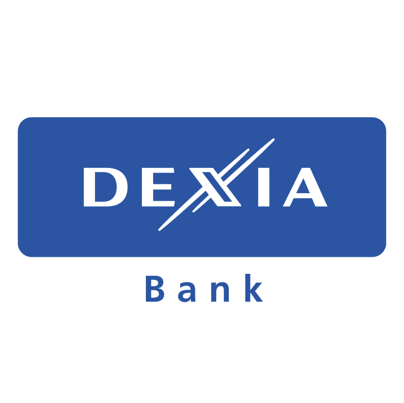Dexia Bank vector logo