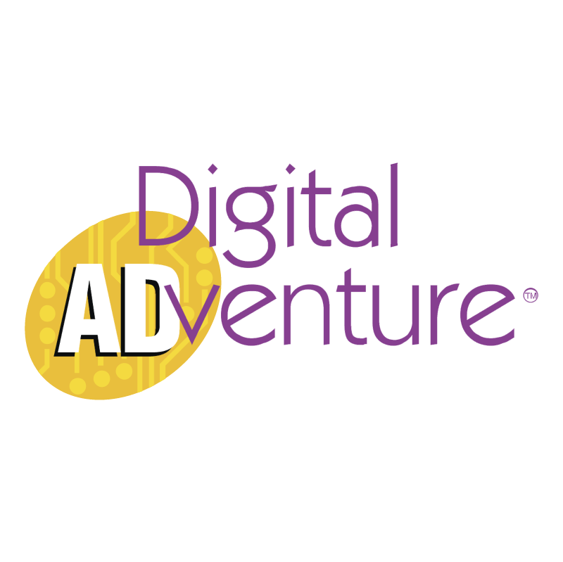 Digital ADventure vector