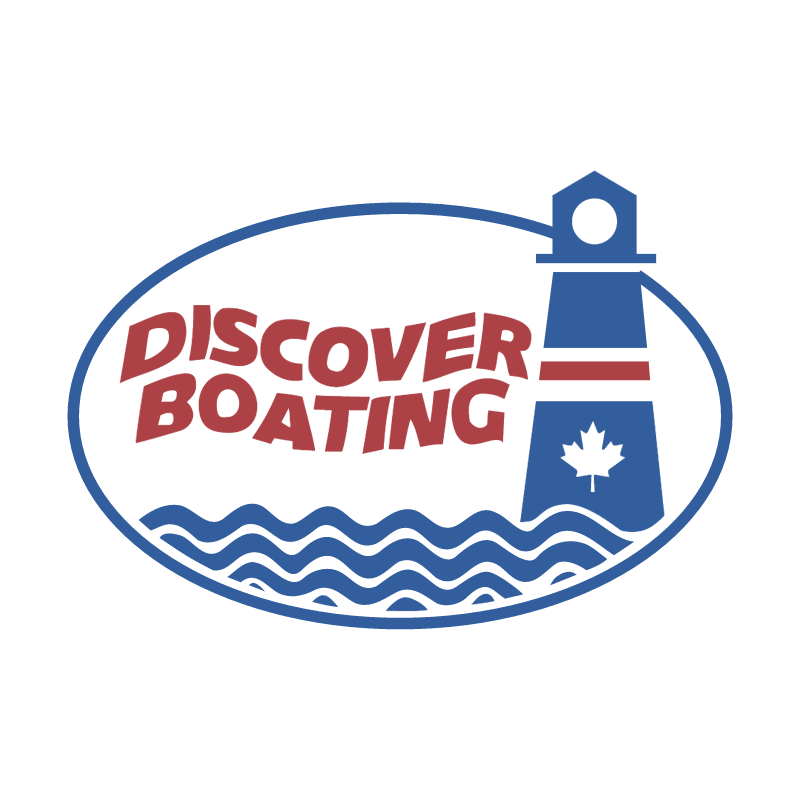 Discover Boating vector