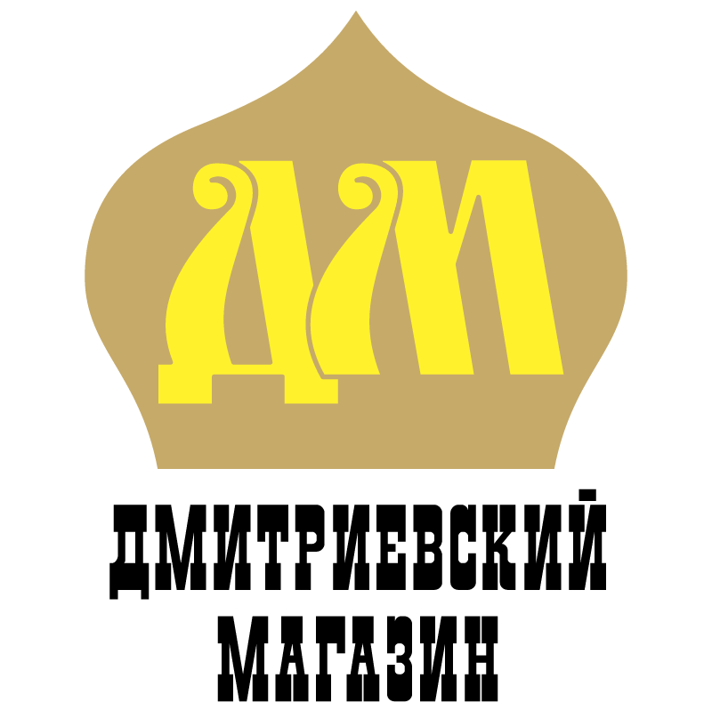 Dmitrievsky Shop vector logo