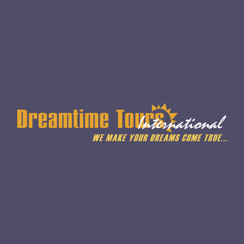 Dreamtime Tours International vector